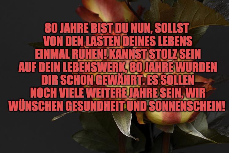 80 Geburtstag Bilder Gesichterparty De