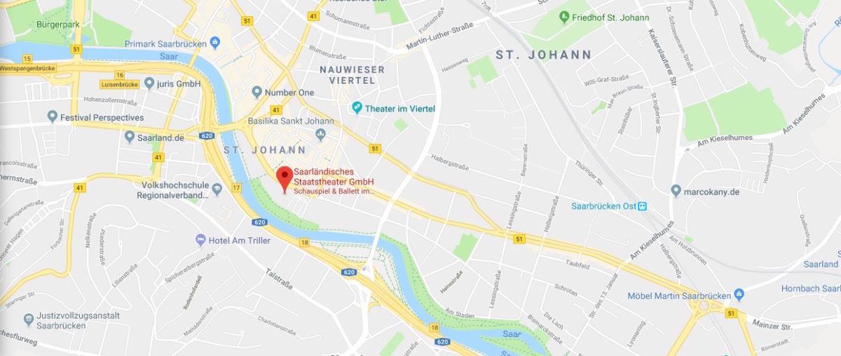 google-maps-staatstheater-saarbruecken