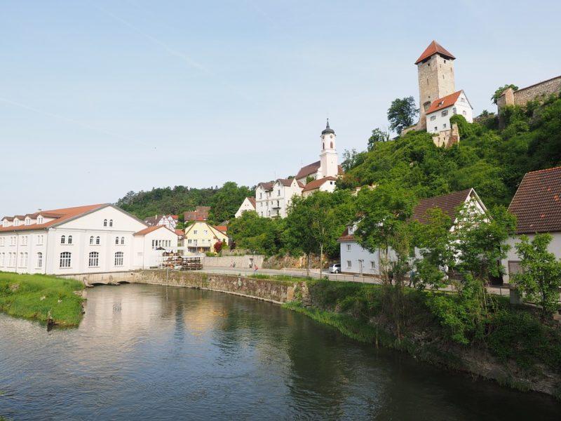 DSL in Balzheim