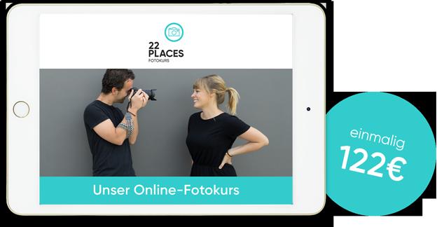 22Places Fotokurs –Bewertung und Erfahrungen