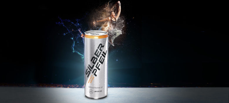 silberpfeil-Energy-drink