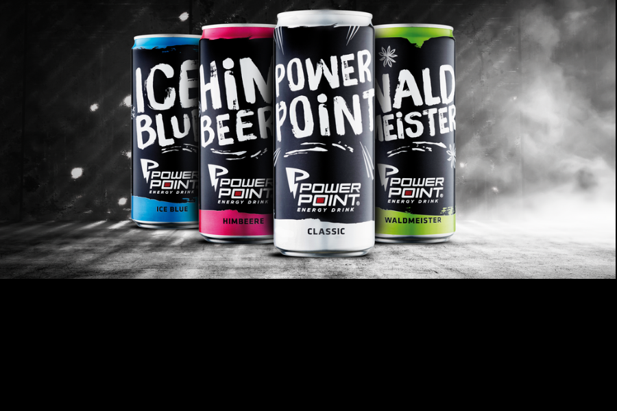 Powerpoint Energy Drink