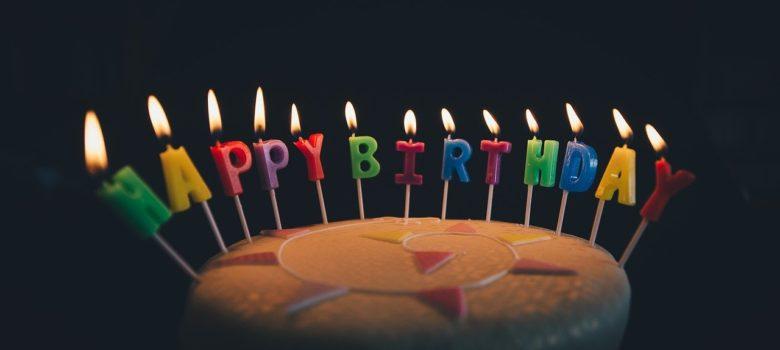 23. Geburtstag Kuchen